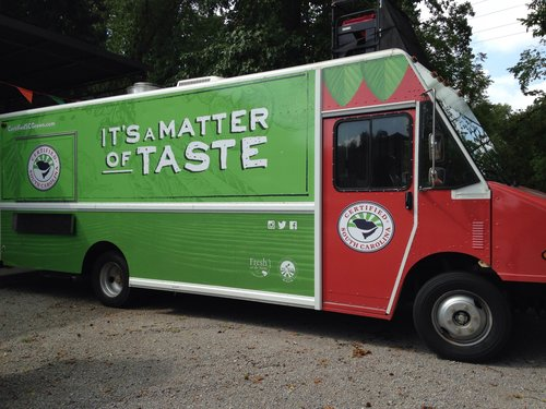 It's a Matter of Taste food truck