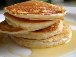 Pancakes at the Market Restaurant