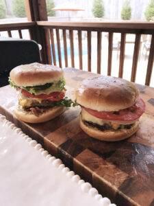 Dupre's Famous Pickle Burger
