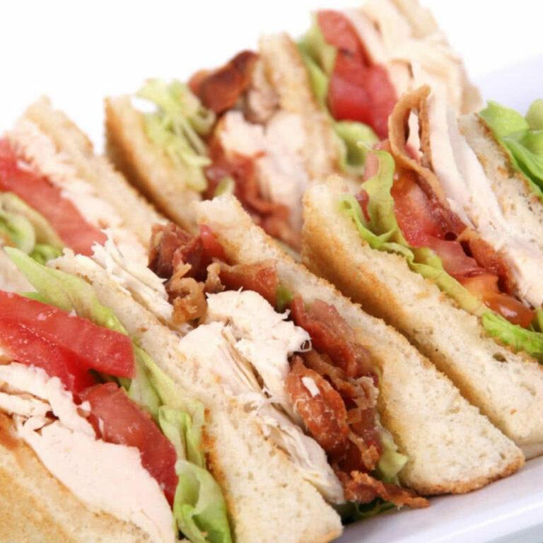 Dupre Express sandwich