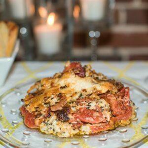 Simply Dupre Tomato Pie